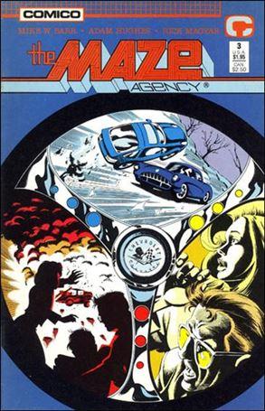 Maze Agency (1988) 3-A