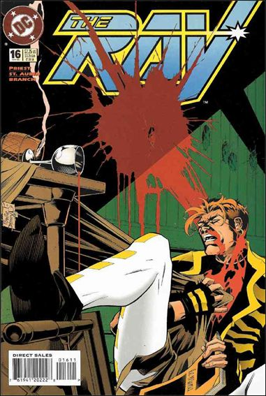 Ray (1994) 16-A by DC