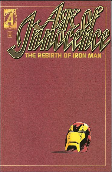 Age of Innocence: The Rebirth of Iron Man 1-A by Marvel