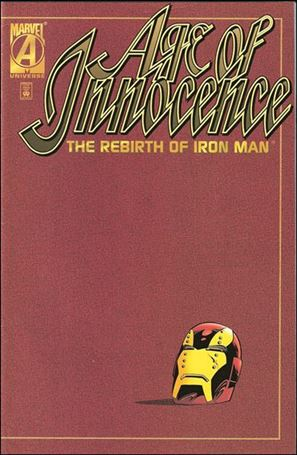 Age of Innocence: The Rebirth of Iron Man 1-A