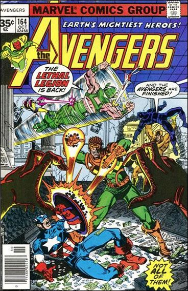 Avengers (1963) 164-B by Marvel