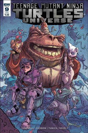 Teenage Mutant Ninja Turtles Universe 9-B