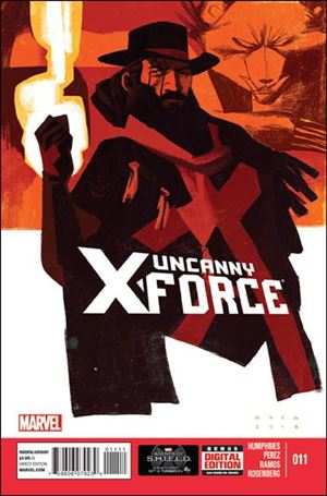 Uncanny X-Force (2013) 11-A