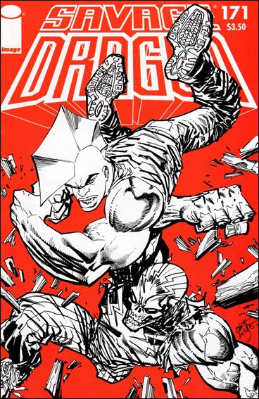 Savage Dragon (1993) 171-A by Image