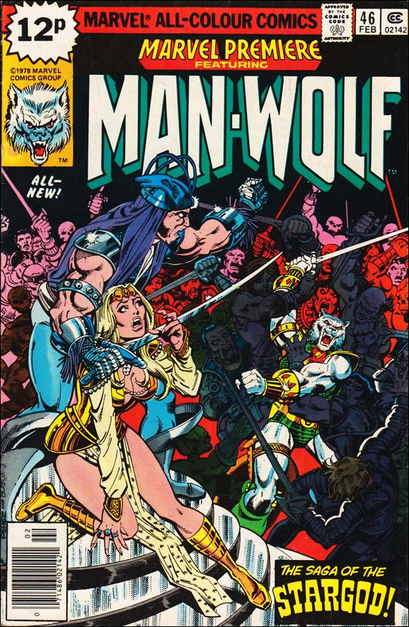 Marvel Premiere 46-B by Marvel