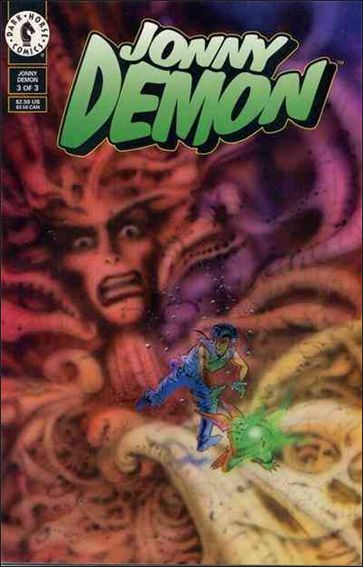 Jonny Demon 3-A by Dark Horse