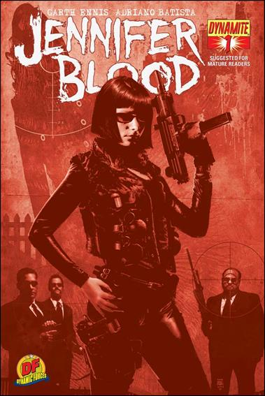 Jennifer Blood 1-J by Dynamite Entertainment