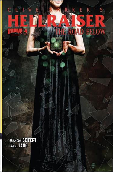 Clive Barker's Hellraiser The Road Below 4-A by Boom! Studios