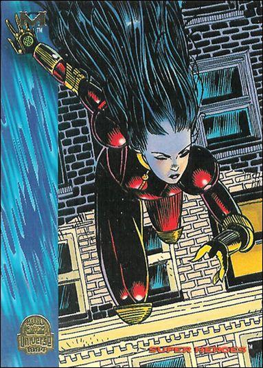 Marvel Universe: Series 5 (Base Set) 106-A by Fleer