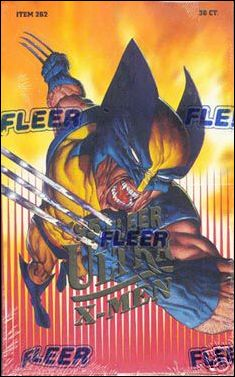 1995 Fleer Ultra X-Men 1-A by Fleer