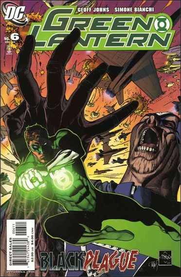 Green Lantern (2005) 6-A by DC