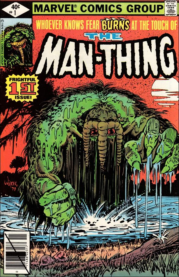 Man-Thing (1979) 1-A by Marvel