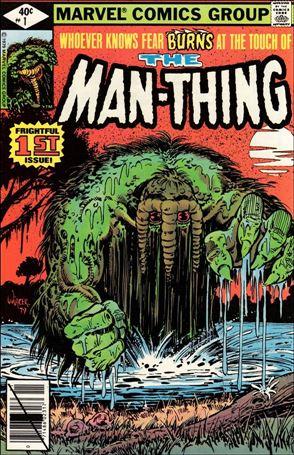 Man-Thing (1979) 1-A
