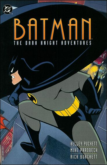 Batman: The Dark Knight Adventures 1-A by DC