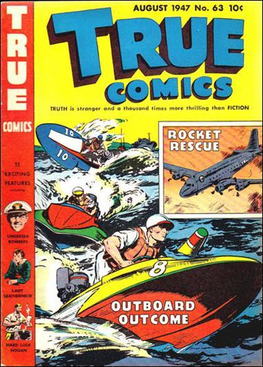 True Comics 63-A by Parents' Magazine Institute