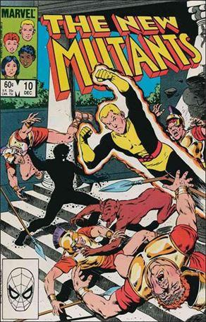 New Mutants (1983) 10-A