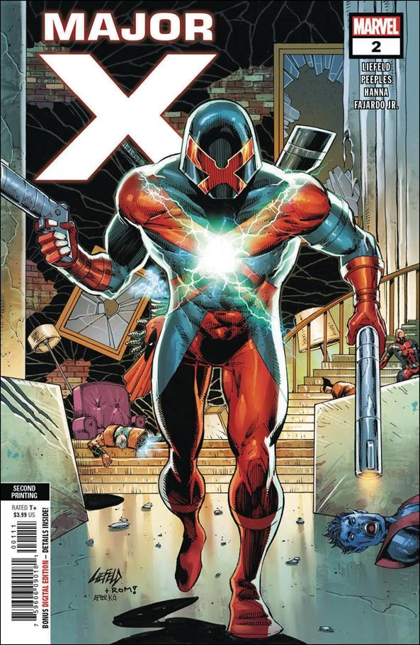 Major X 2-C by Marvel