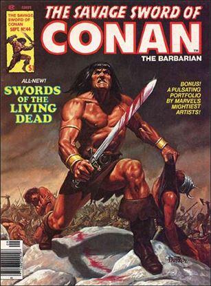 Savage Sword of Conan (1974) 44-A