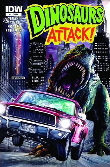 Dinosaurs Attack! (2013) 1-B by IDW