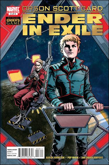 Orson Scott Card's Ender In Exile 3-A by Marvel