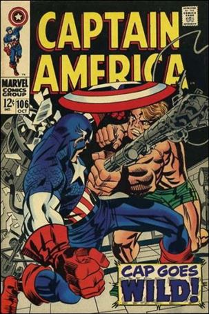 Captain America (1968) 106-A