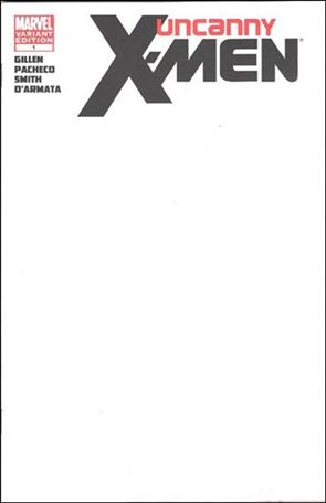 Uncanny X-Men (2012) 1-D