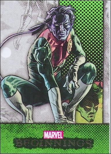 Marvel Beginnings: Series 2 (Base Set) 358-A by Upper Deck