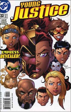 Young Justice (1998) 32-A