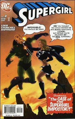 Supergirl (2005) 4-B