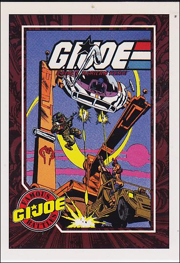 G.I. Joe (Base Set) 156-A by Impel