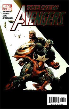 New Avengers (2005) 2-A