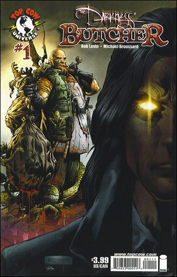 Darkness: Butcher 1-A by Top Cow