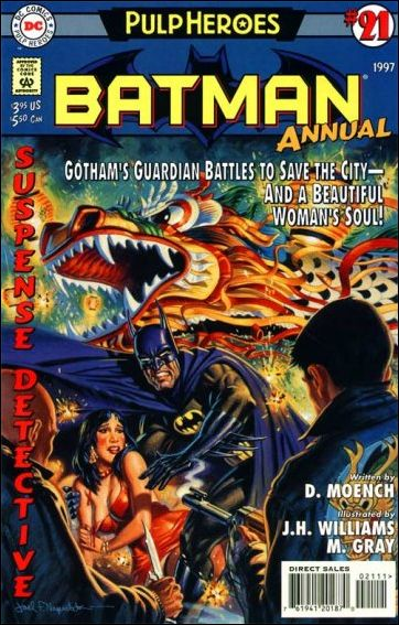 Batman Annual (1961) 21-A by DC