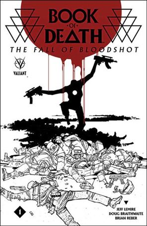Book of Death: Fall of Bloodshot 1-B