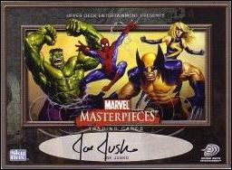 2007 Marvel Masterpieces (Joe Jusko Signed Promo) 1-A by Upper Deck
