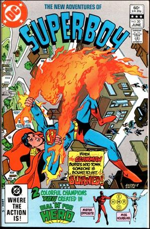 New Adventures of Superboy 30-A