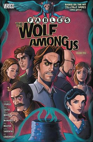 Fables: The Wolf Among Us  2-A