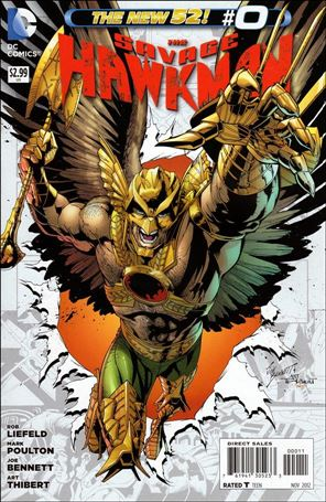 Savage Hawkman 0-A