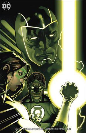 Green Lanterns 53-B