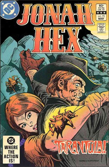 Jonah Hex (1977) 72-A by DC