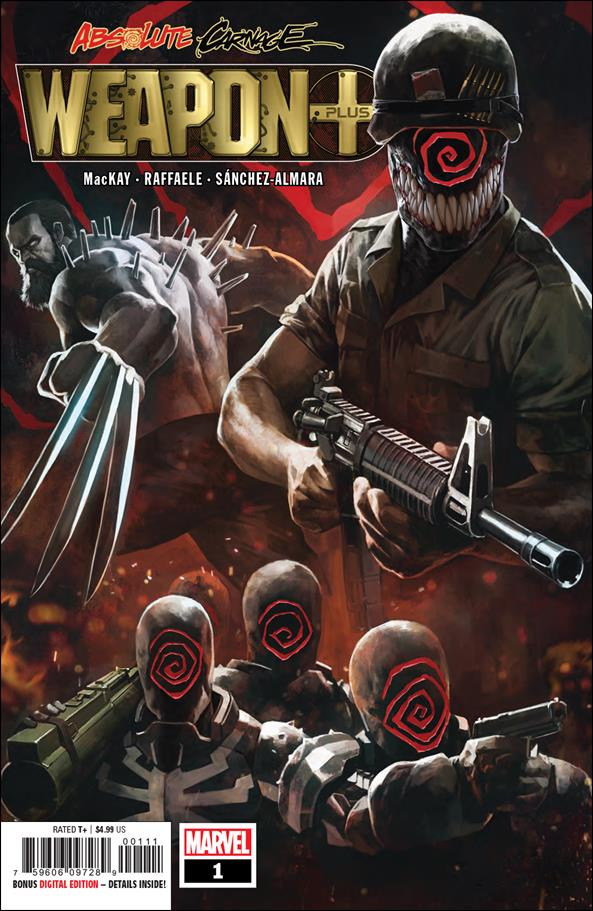 Absolute Carnage: Weapon Plus 1-A by Marvel