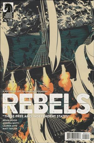 Rebels: These Free and Independent States 4-A