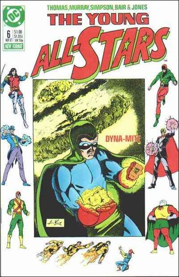 Young All-Stars 6-A by DC