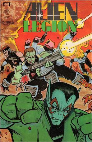 Alien Legion (1987) 3-A