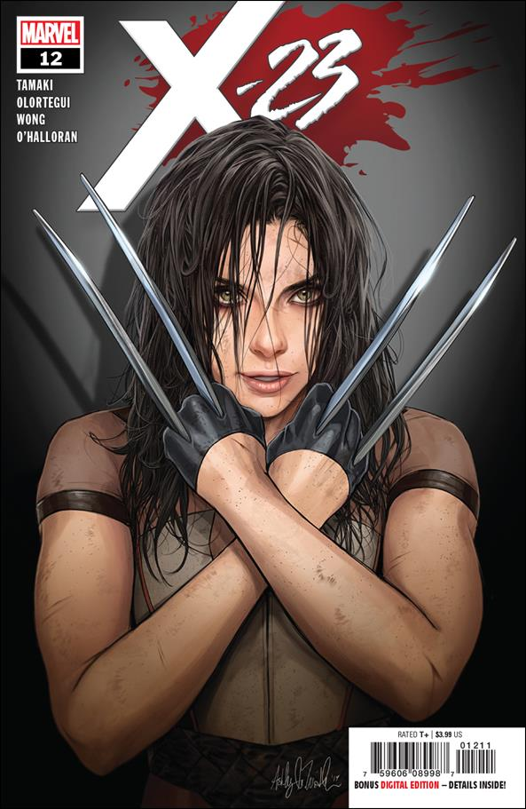 X-23 (2018) 12-A by Marvel