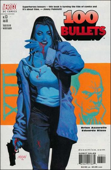 100 Bullets 13-A by Vertigo