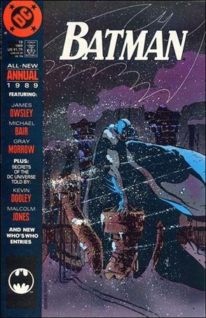 Batman Annual (1961) 13-B