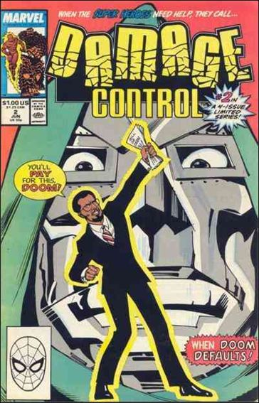Damage Control (1989/05) 2-A by Marvel