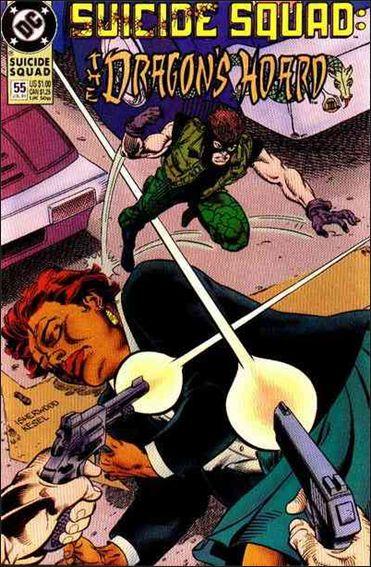 Suicide Squad (1987) 55-A by DC
