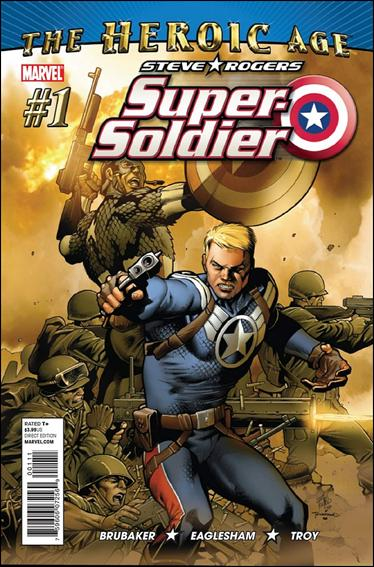 Steve Rogers: Super-Soldier 1-A by Marvel